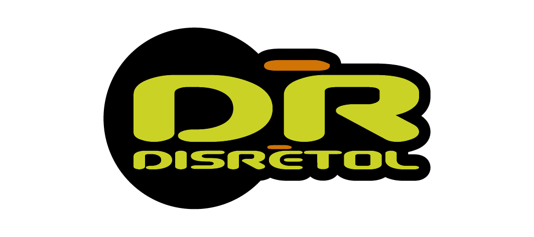 Web logo Disretol - Stop Being Busy