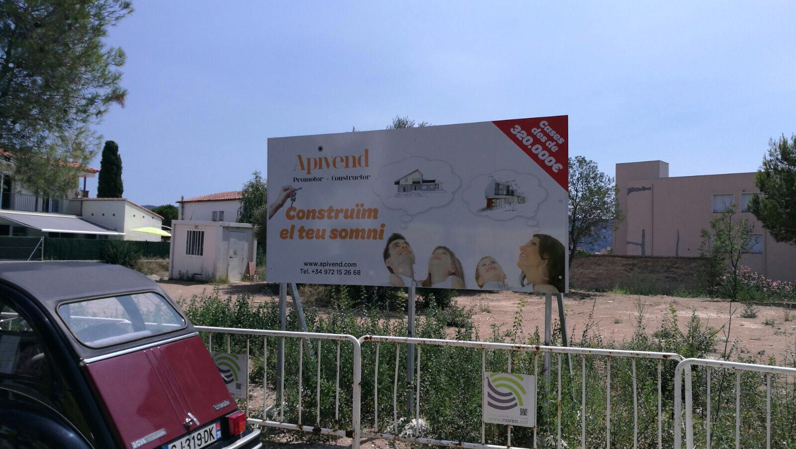 APIVEND2 - Tanques Publicitàries