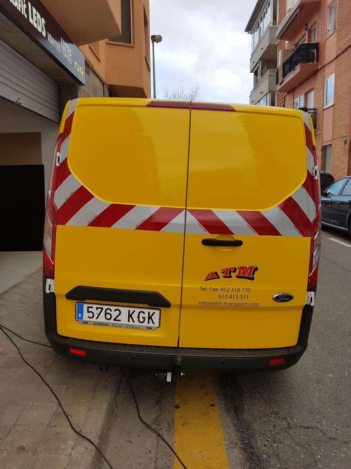 ATM - Retolació vehicles