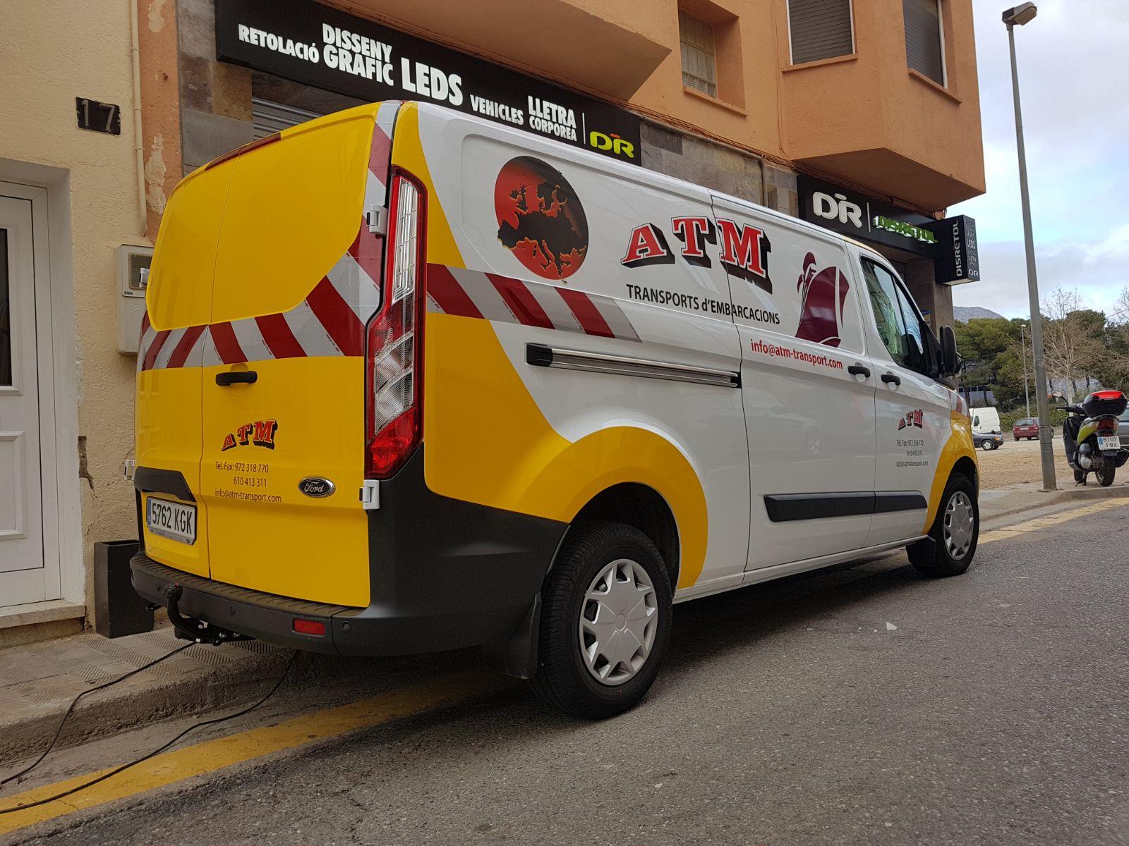 ATM3 - Retolació vehicles
