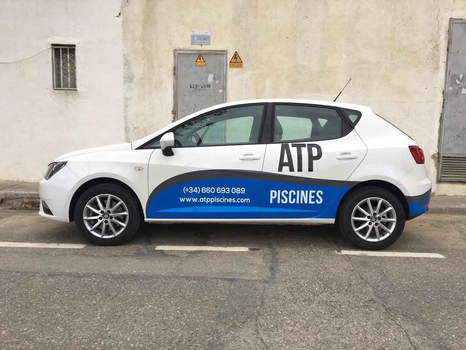 ATP - Retolació vehicles