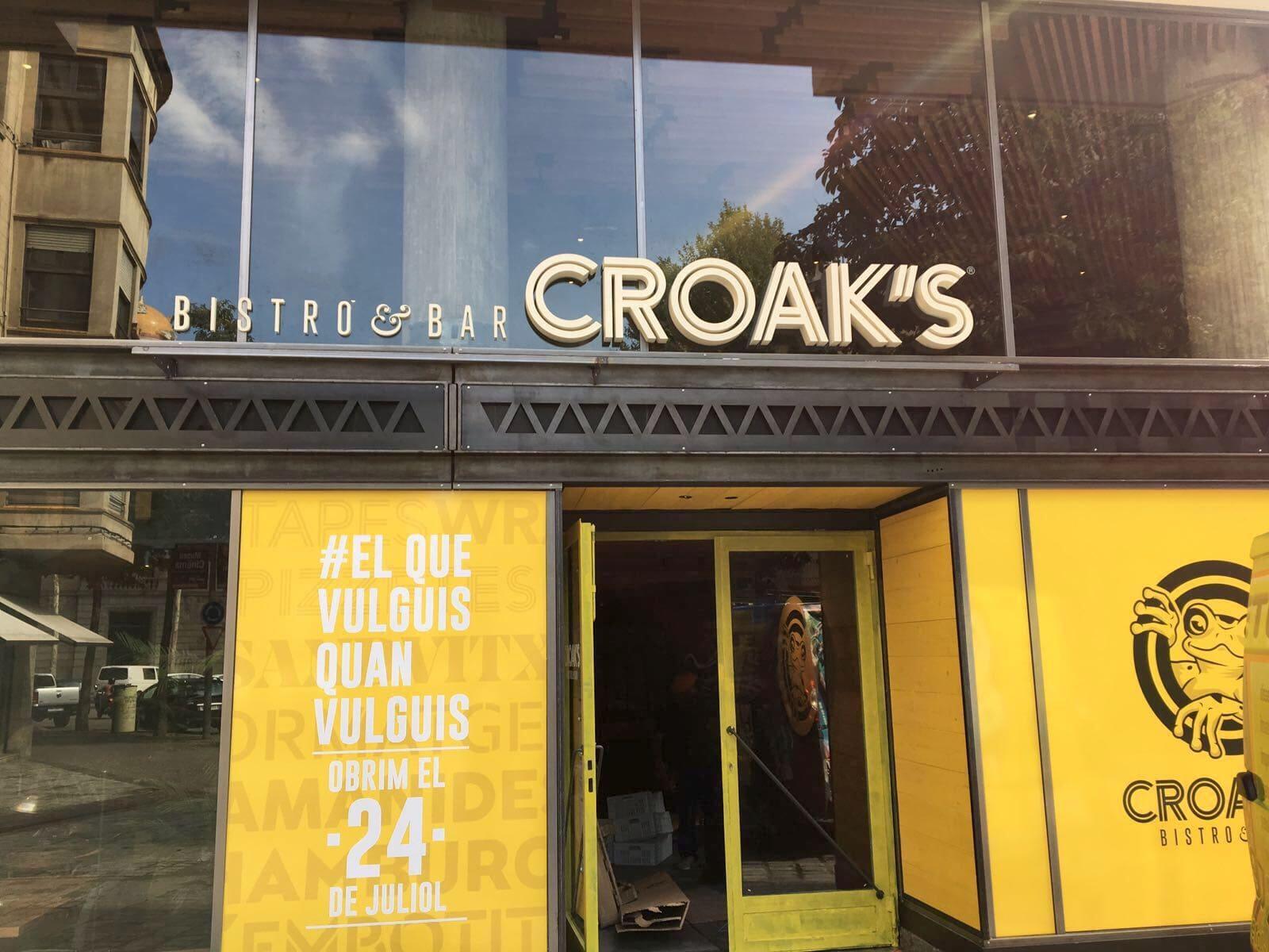 CROAKS3 - CROAKS3