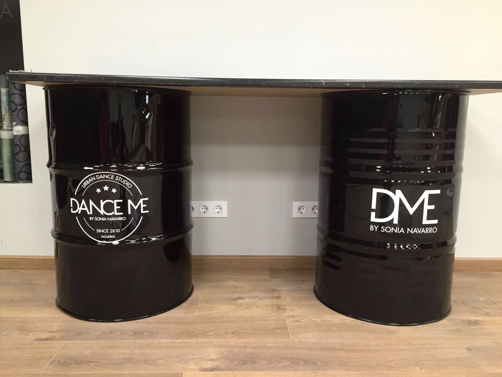 DANCEME4 - Vinils d'impressió i tall
