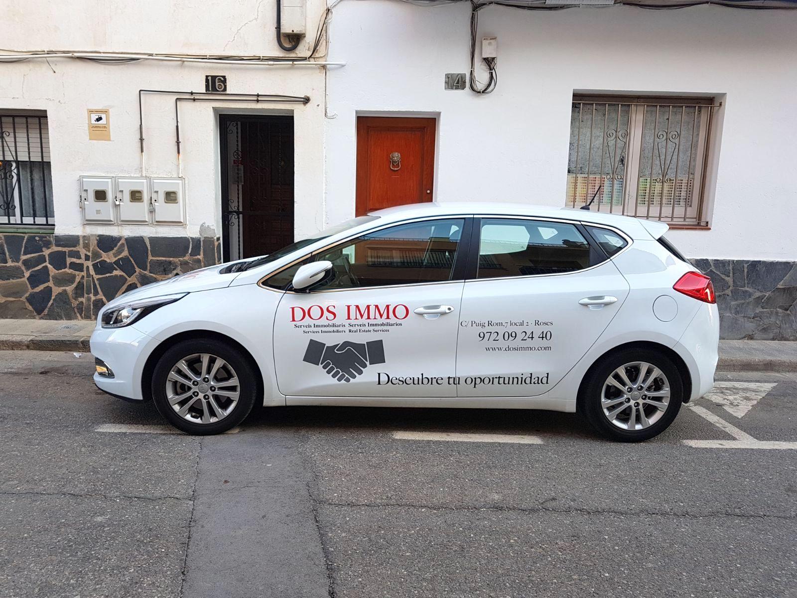 DOSIMMO - Retolació vehicles
