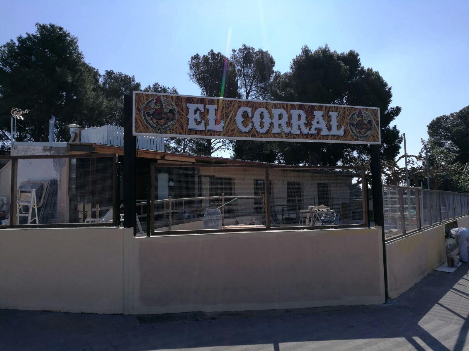ELCORRAL - Fabricación rótulos empresas