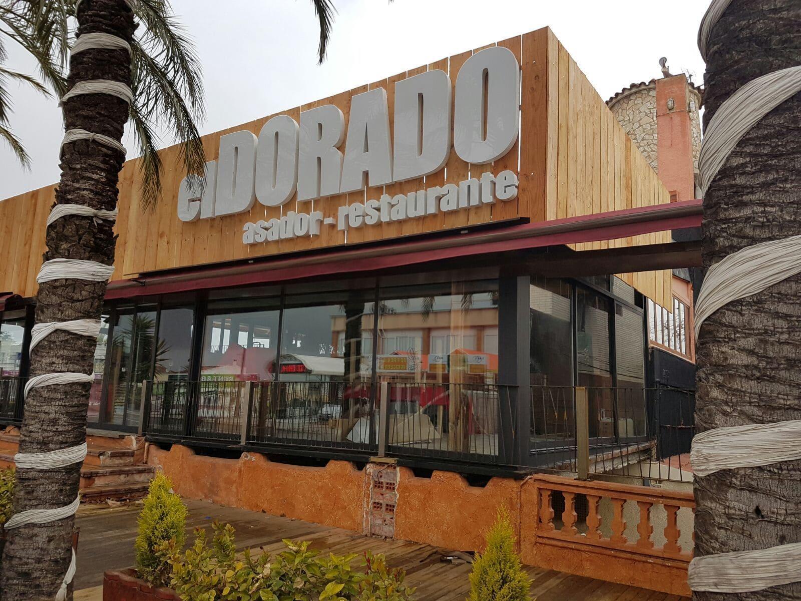 ELDORADO - Fabricació rètols corporis