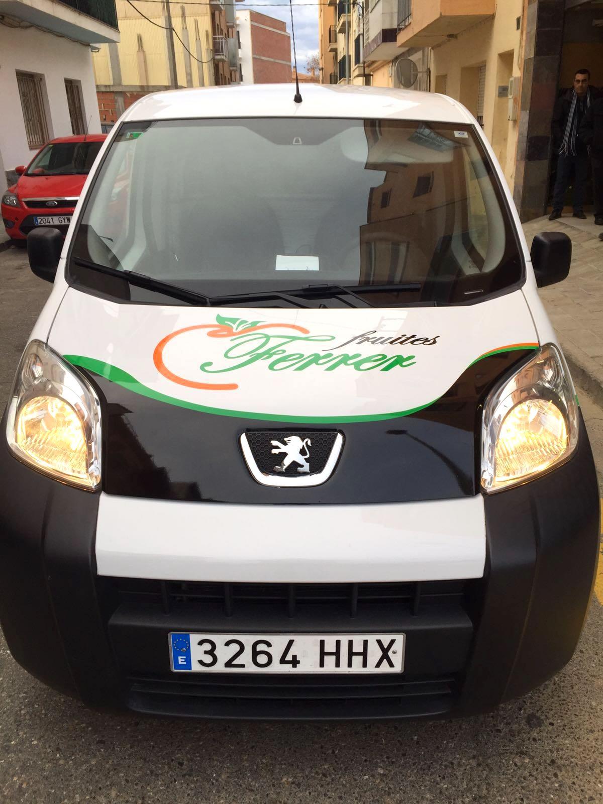 FRUITESFERRER - Retolació vehicles
