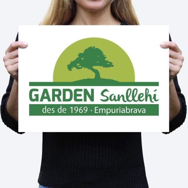 GARDENSANLLEHI2 640x640 - Disseny Logos