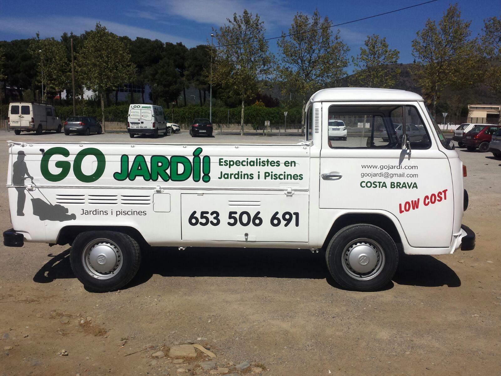 GOJARDI - Retolació vehicles