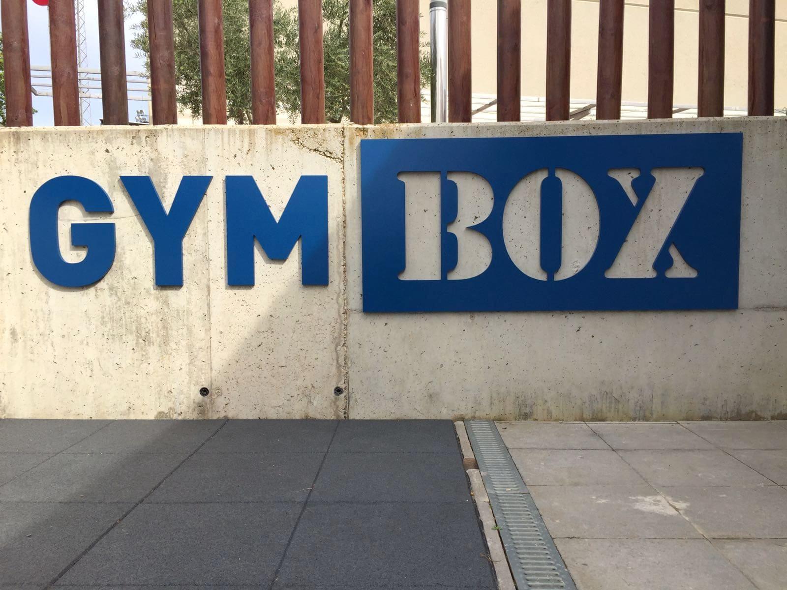 GYMBOX - GYMBOX