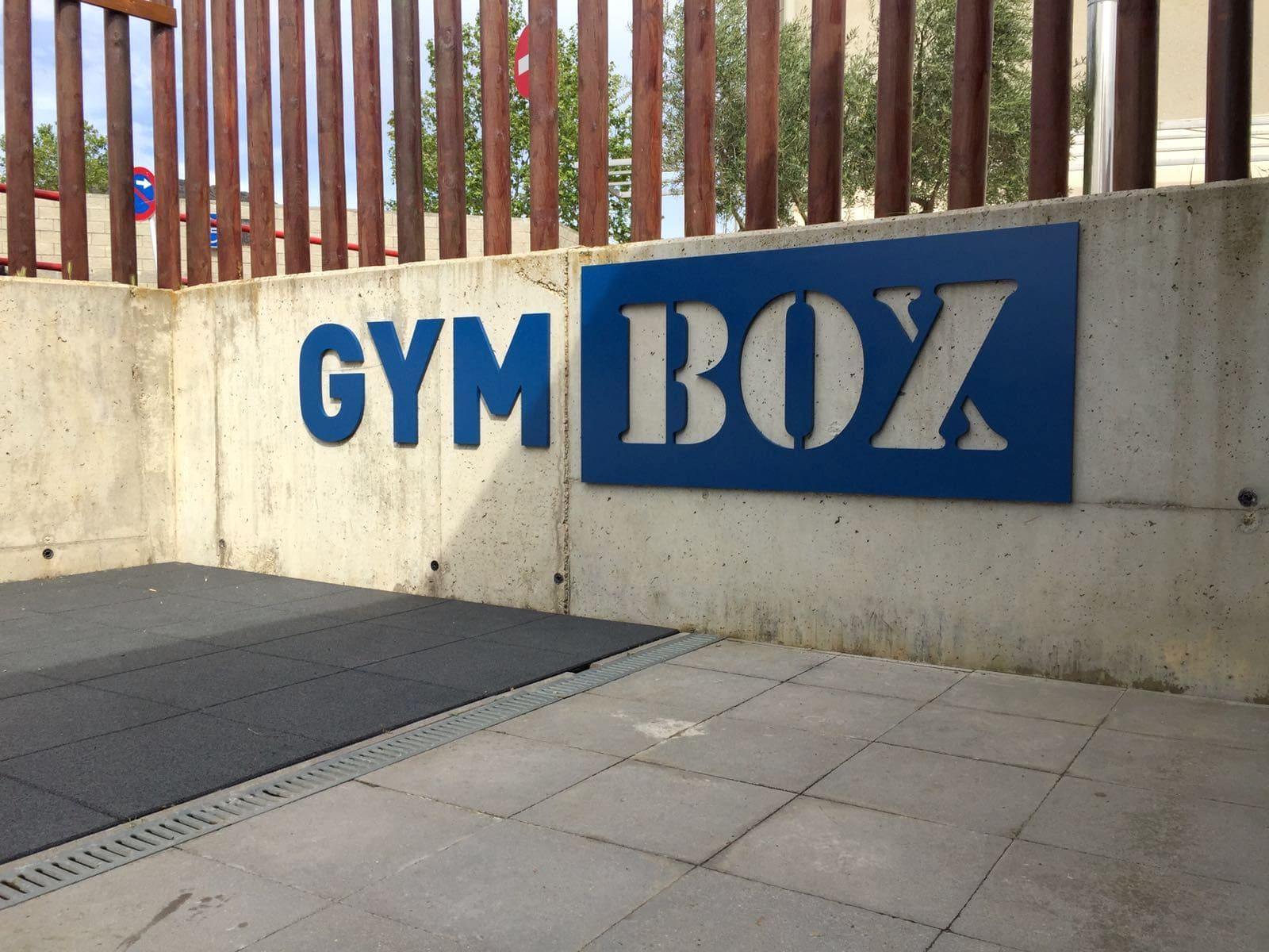 GYMBOX2 - GYMBOX2