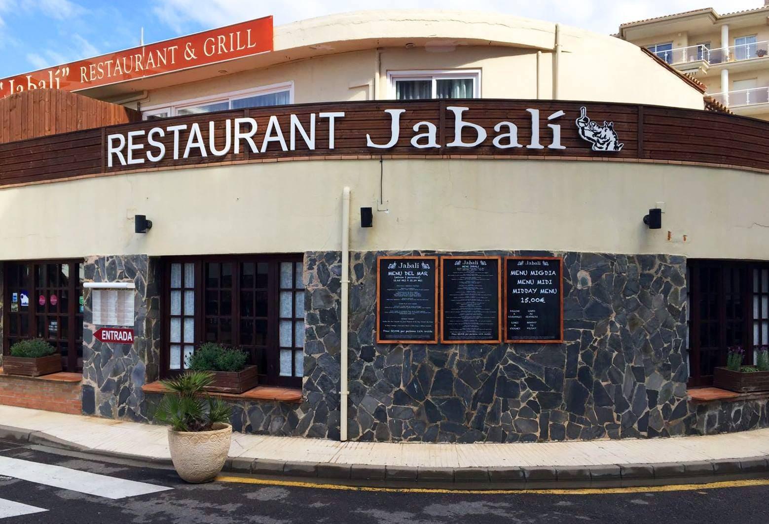 JABALI - JABALI
