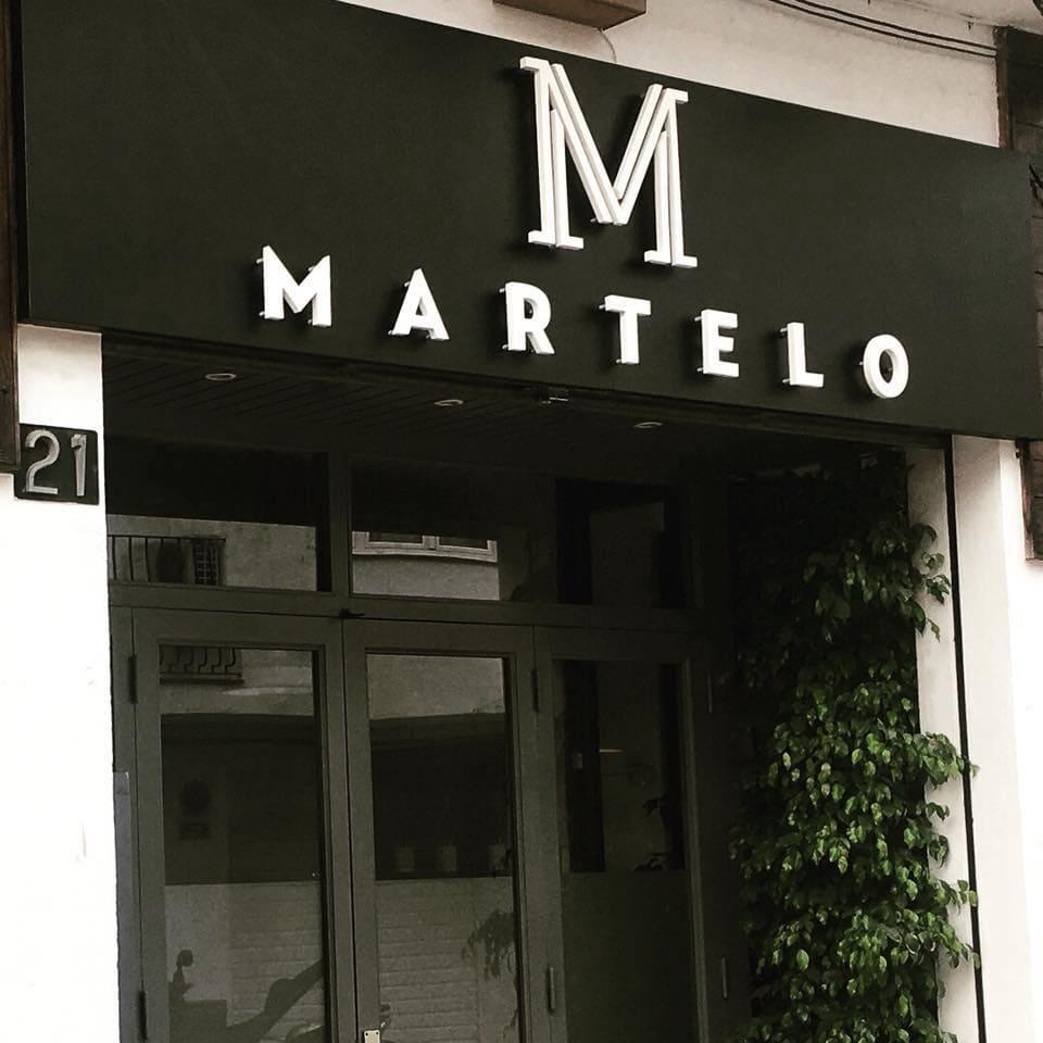 MARTELO - Fabricació rètols corporis