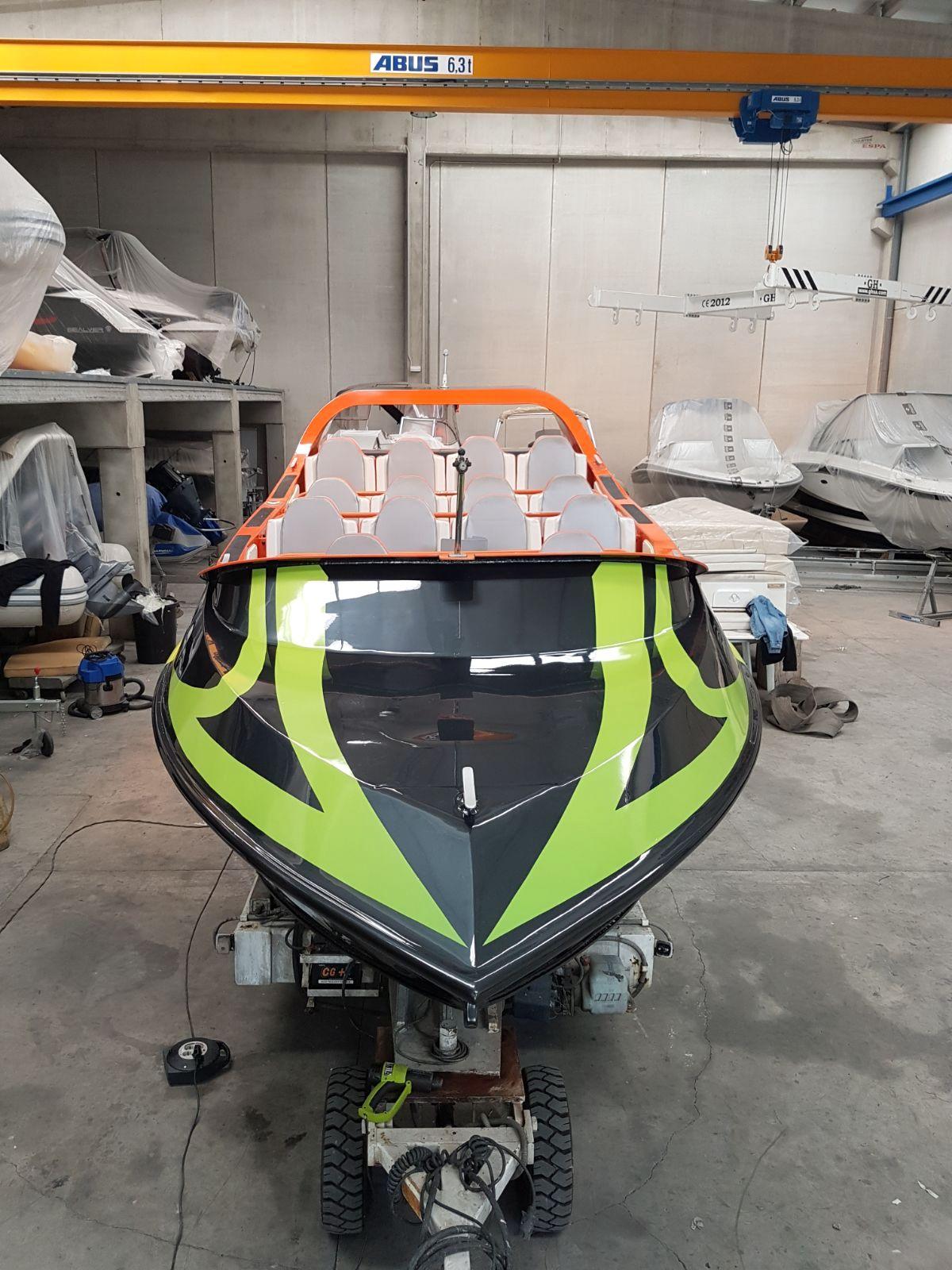 MONSTER3 - Retolació embarcacions
