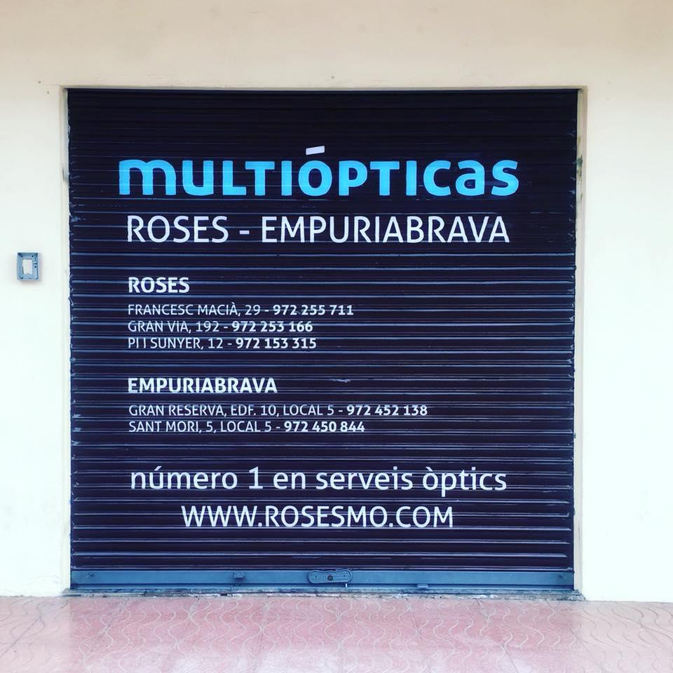 MULTIOPTICAS - MULTIOPTICAS