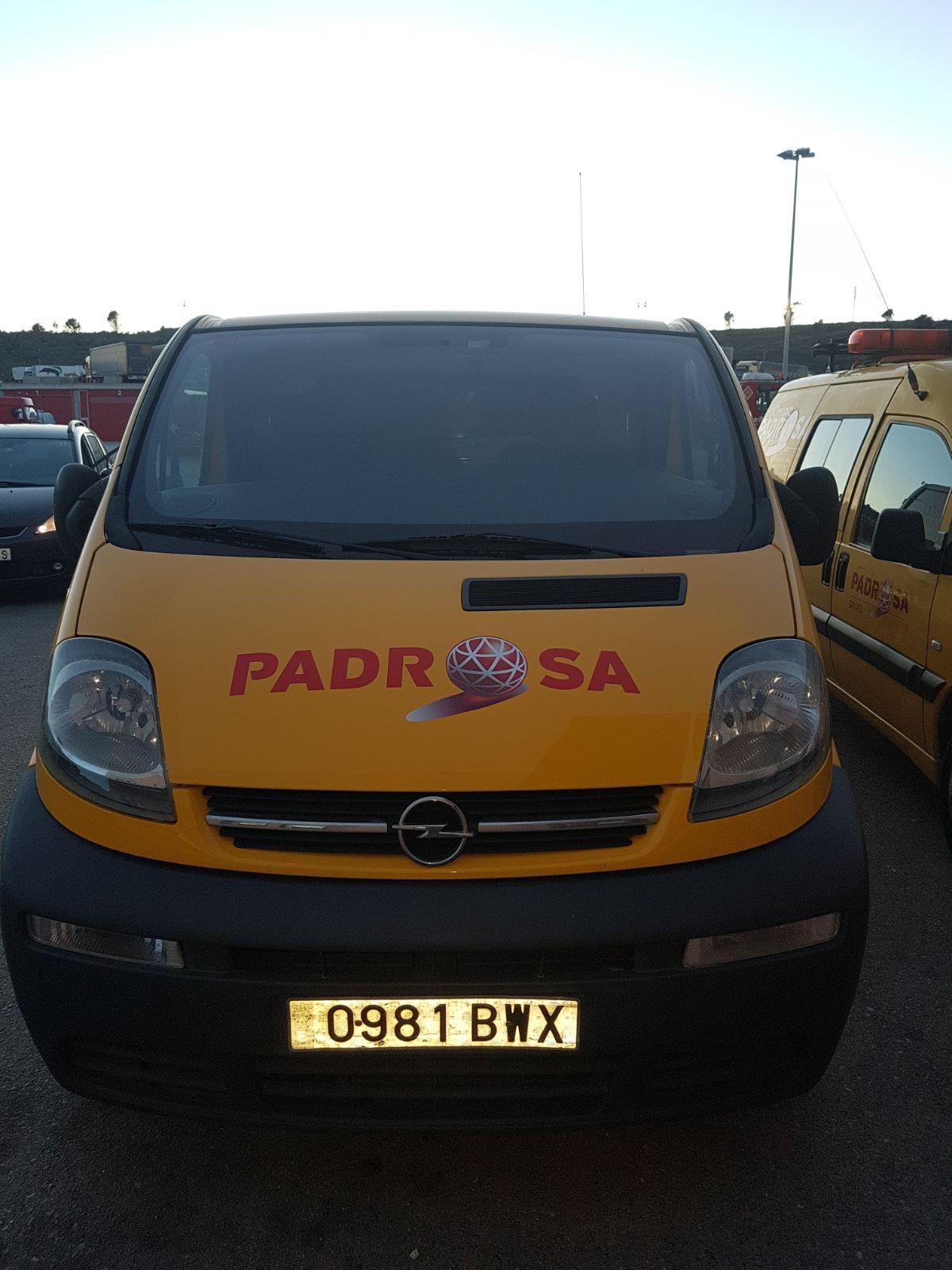 PADROSA2 - Retolació vehicles