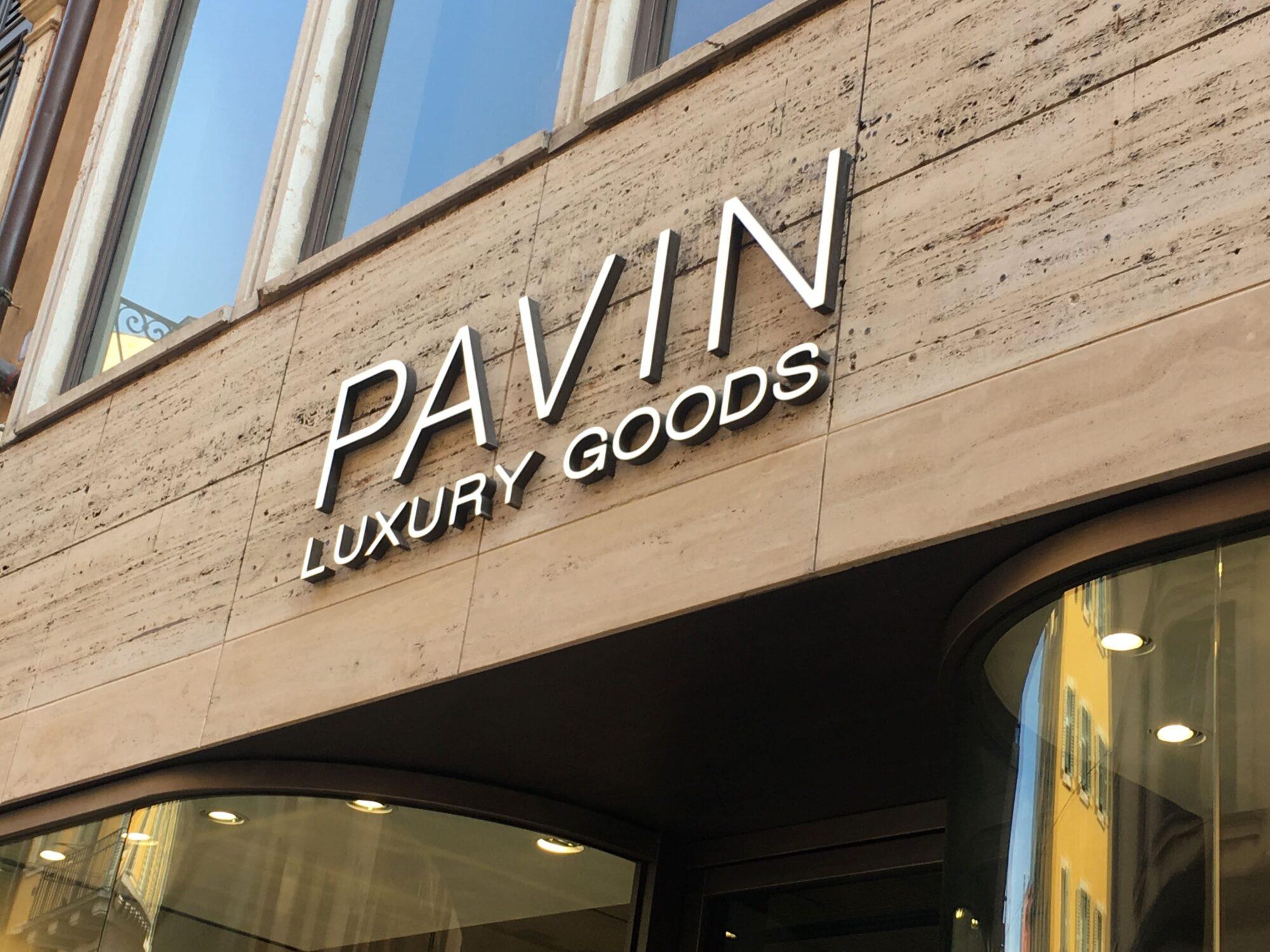 PAVIN scaled - Fabricació rètols corporis