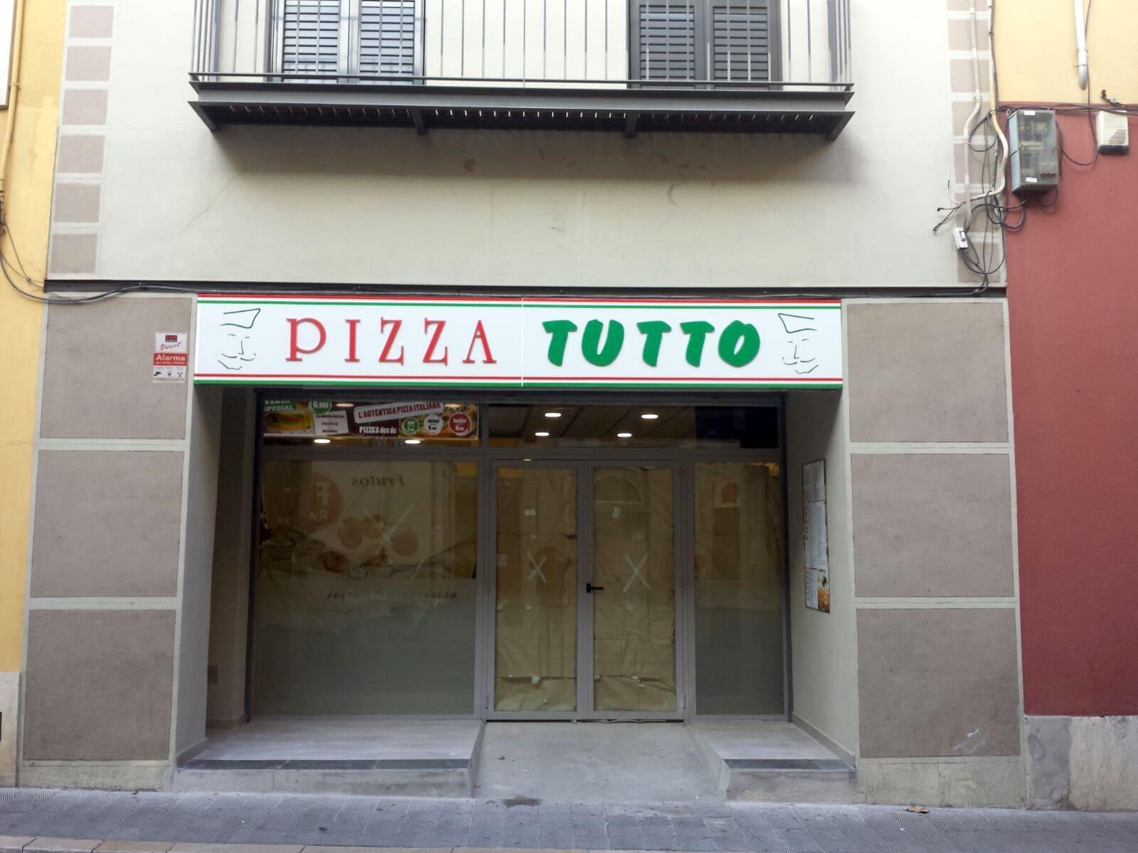 PIZZATUTTO - PIZZATUTTO