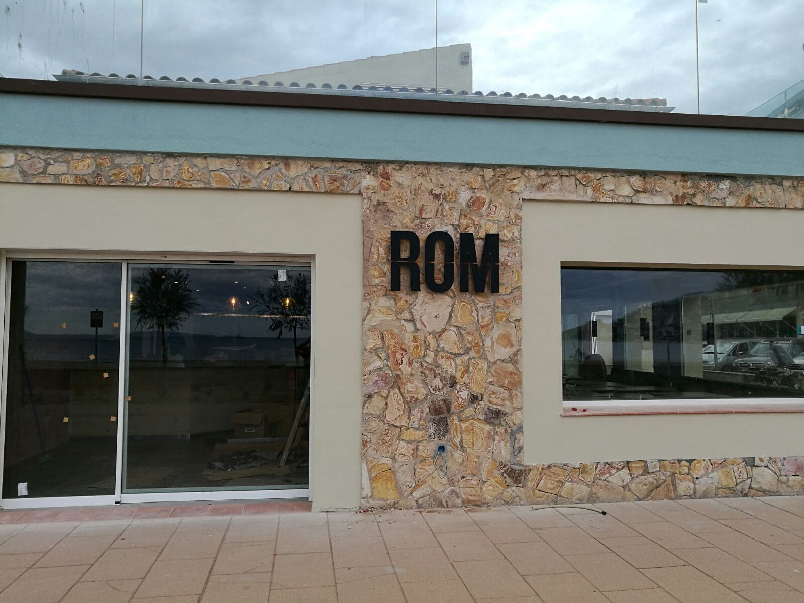 ROM3 - Fabricació rètols corporis