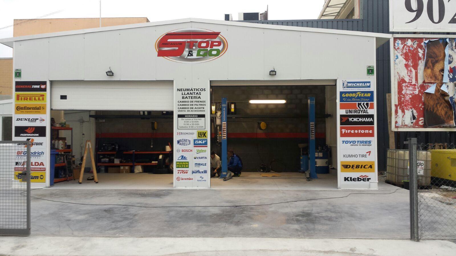 STOPGP - Vinilos