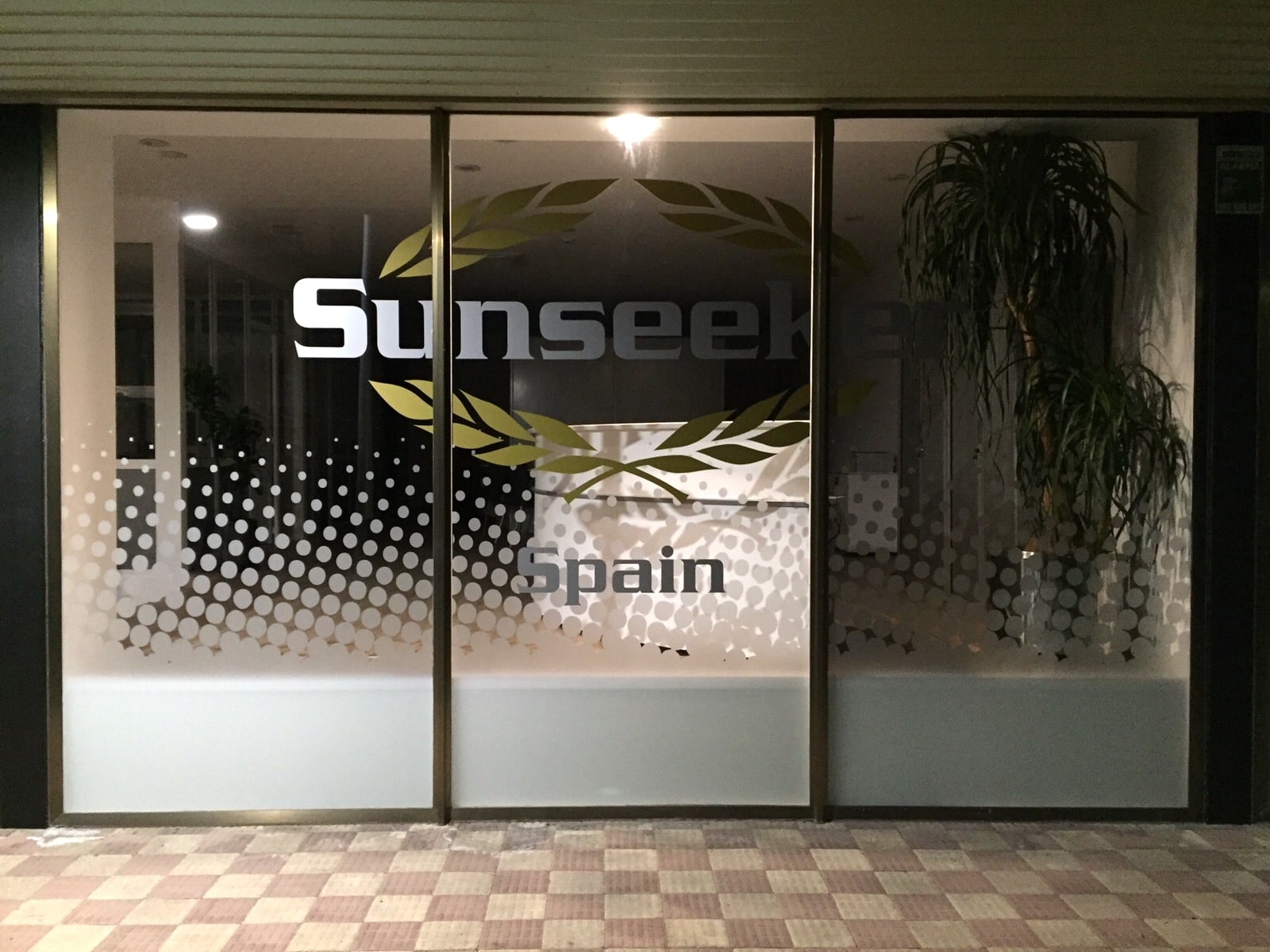 SUNSEEKER7 - Vinilos
